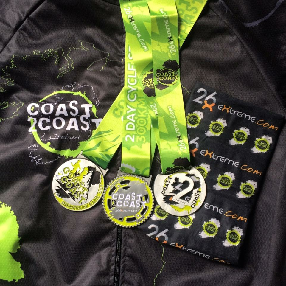Coast2CoastMedal